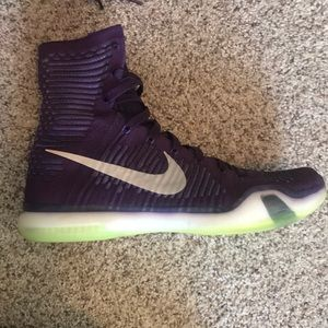 Nike Shoes - Brand New w/out tags Nike Kobe 10 Elite hightop